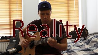 Reality - Lost Frequencies - Fingerstyle Guitar Cover (+Free TAB)