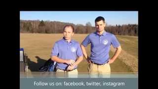 Смотреть онлайн Как правильно пользоваться клюшками для гольфа