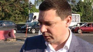 Мэр Краснодара оценил ход работы на Зиповском кольце