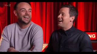 Ant and Dec - Best Bits 2018 Compilation