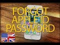 If you FORGOT APPLE ID PASSWORD (Reset Password) | Step by Step