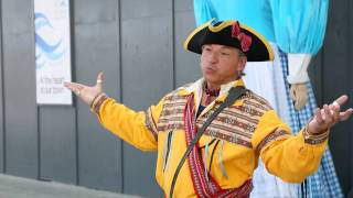 preview picture of video 'Canadian Criers in Ellesmere Port'