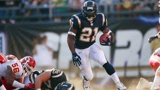 #61: LaDainian Tomlinson | The Top 100: NFL's Greatest Players (2010) | #FlashbackFridays