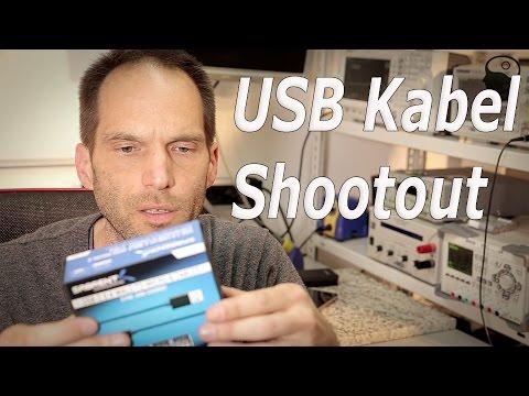 [Test] USB (Lade)Kabel Vergleich - Die