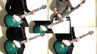 Arch Enemy - No Gods, No Masters Bass & Guitar COVER