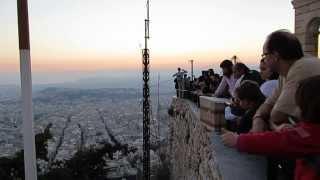 Mount Lycabettus, Athens