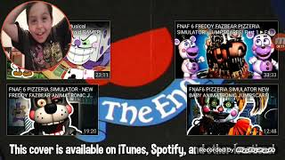 cuphead rap song you signed a contract reaction - TH-Clip