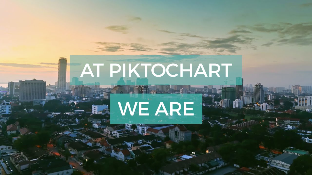 How To Create a Piktochart Infographic Easily