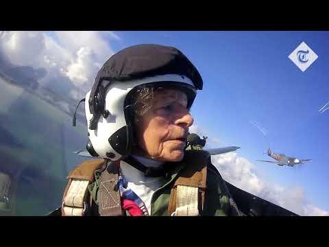 Mary Ellis, last surviving female WW2 Spitfire pilot, dies