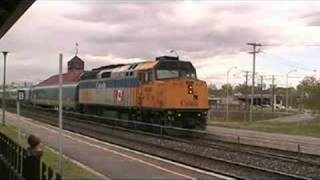 preview picture of video 'Dorval Railfanning 5-23-08 Part 1'