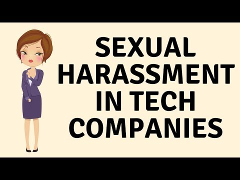 Sexual harassment is rampant in global tech companies #DailyDope