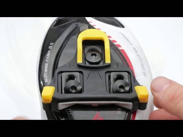 Видео Шипы VP-BLK6 LOOK KEO (fixet float)