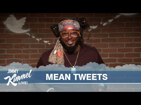 , title : 'Mean Tweets – Hip Hop Edition'