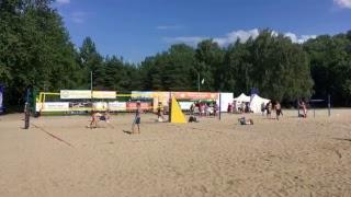 Ярославль -  рай для  пляжного волейбола