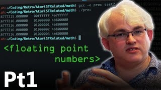 Floating Point Numbers (Part1: Fp Vs Fixed)   Computerphile