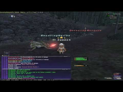 New AddOn - PetCharges - FFXIAH com