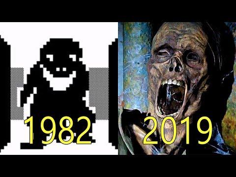 恐怖遊戲的進化歷程 1982年到2019年 慎入
