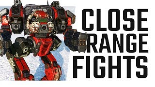 Close Range Burst Linebacker Build - Mechwarrior Online The Daily Dose #790