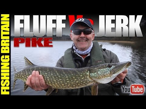 Fishing Britain – Pike on Flies and lures in Scotland