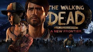 ДЕВОЧКА ВЫРОСЛА #1  [Dodger ● Stream] The Walking Dead - A New Frontier