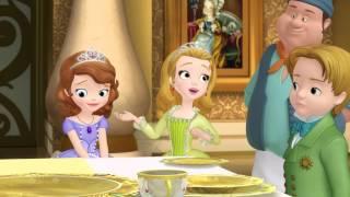 София Прекрасная - Чайный пир на весь мир- Серия 18, Сезон 1   Мультфильм Disney про принцесс