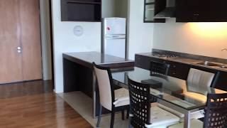 The Lakes | Furnished Two Bedroom  for Rent Close to Benchakiti Park in Asok