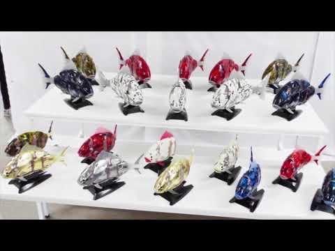 Infante - O Peixe Robot - www.siriusrobotics.com