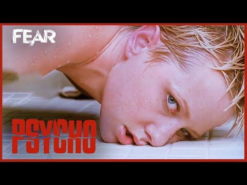 The Shower Scene   Psycho (1998)