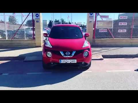 2017 Nissan Juke 1.2 Dgit N connecta
