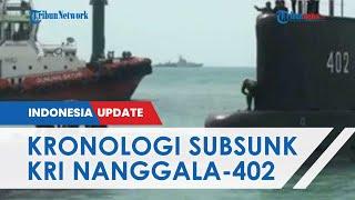 Kronologi Hilang Kontaknya hingga Tenggelamnya KRI Nanggala 402, Tak Terdeteksi di Sonar