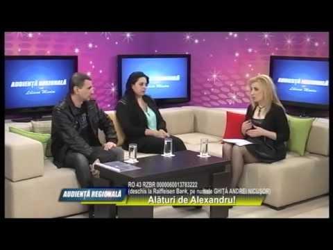 """Emisiunea """"Audienta regionala"""" P1 – 05 mai 2015"""