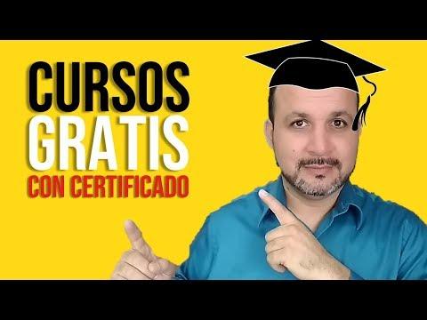 📚Los Mejores CURSOS GRATIS Online Con CERTIFICADO De Harvard, Standford…  ¡100% EN ESPAÑOL!