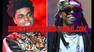 Kodak Black FEARS for his LIFE cancels show due to Lil Wayne threats!MUST HEAR!