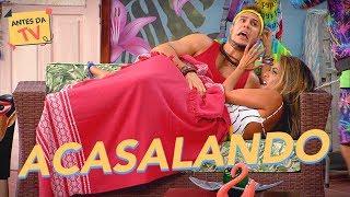 Ferdinando FLAGRA Jéssica e Maicol!   Vai Que Cola   Nova Temporada   Humor Multishow