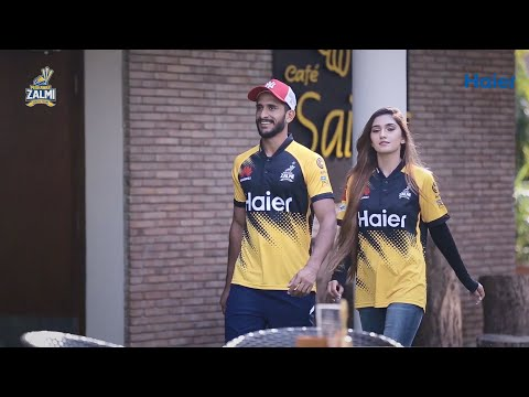 Zalmi Inside Out Powered by Haier | Episode 3 | Hassan Ali with wife Samiya Hassan Ali