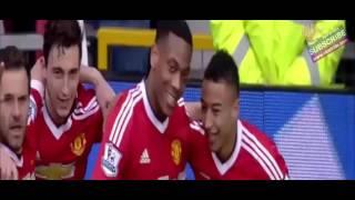 Highlights  Manchester United Vs Everton 10  Football Match 3rd April 2016  03042016