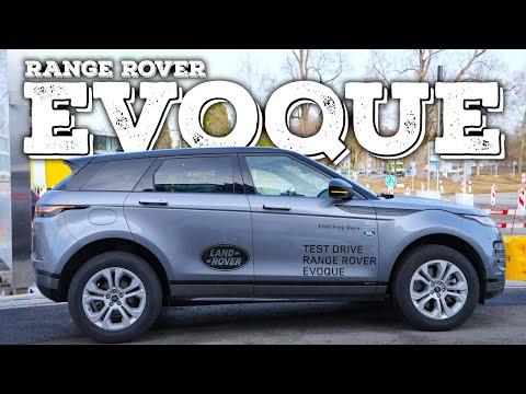 Range Rover Evoque P250 SE 2021