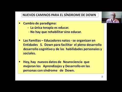 Watch video Conferencia Down: