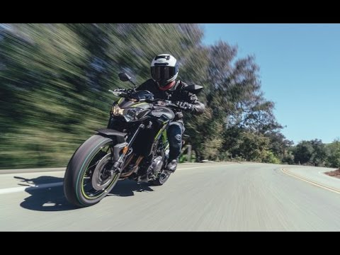 2017 Kawasaki Z900 Review | 4K