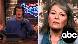 Roseanne CANCELLED: Racism or Hit Job... | Louder With Crowder