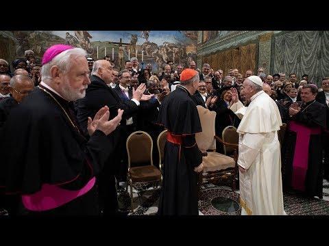 Thế Giới Nhìn Từ Vatican 10/01/2019: 2019 - một năm bận rộn của Đức Thánh Cha Phanxicô