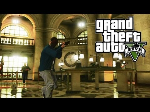 Grand Theft Auto V Walkthrough - GTA 5 Mods - ULTIMATE SUICIDE SQUAD