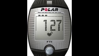 Polar FT2 Heart Rate Monitor video