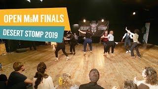 Desert Stomp 2019 - Open Mix  Match Finals