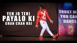 Yeh Jo Teri Payalon Ki Chan Chan Hai Dance Mp3 Vicky Patel Choreography