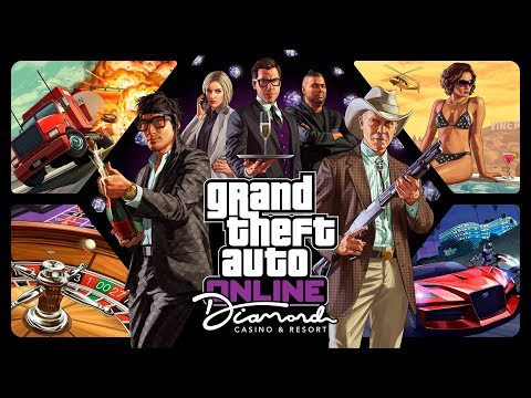 GTA Online: Diamond Casino & Resort