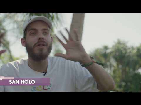 San Holo - Coachella 2018