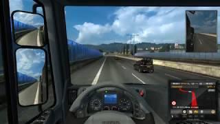 Перевозка Резервуаров 12 т  из Шефилда в Плимут #22 - Euro Truck Simulator 2