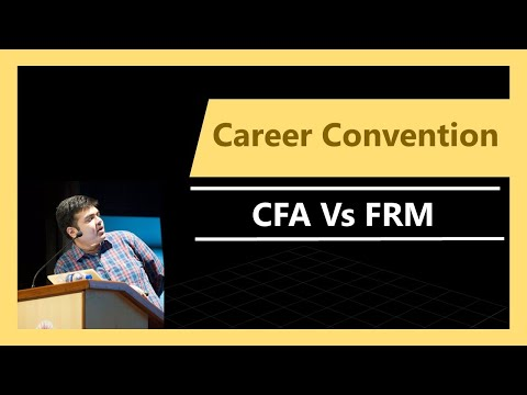 CFA Vs FRM - YouTube