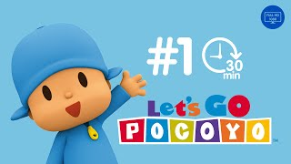 Let's Go Pocoyo! 30 minutos: Episodio 1